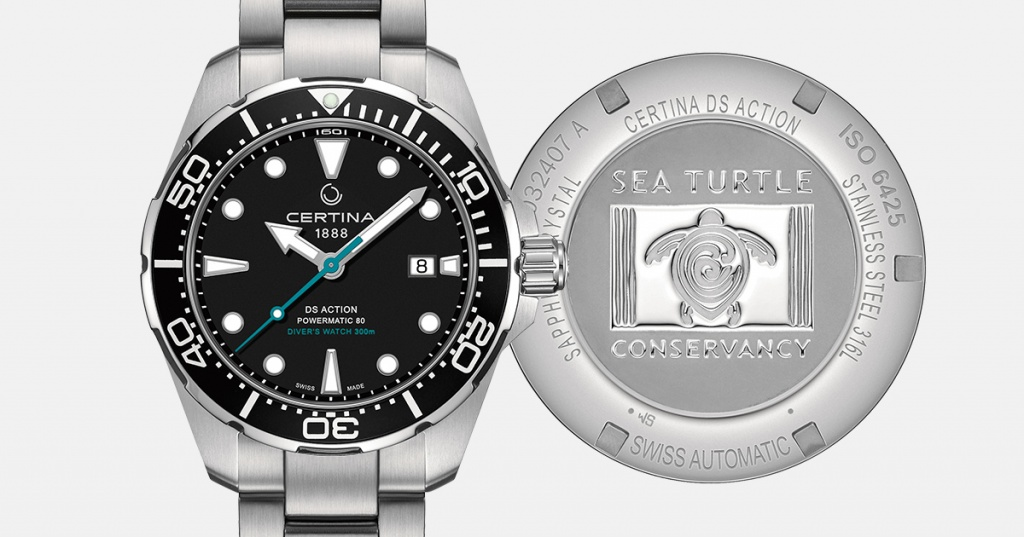 Certina-DS-Action-Diver-Sea