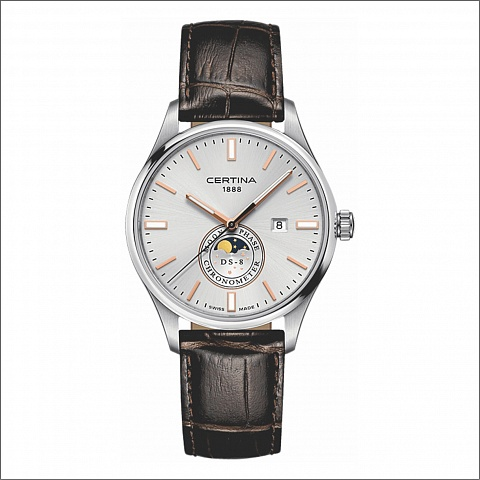 CERTINA DS-8 Moon Phase C0334571603100