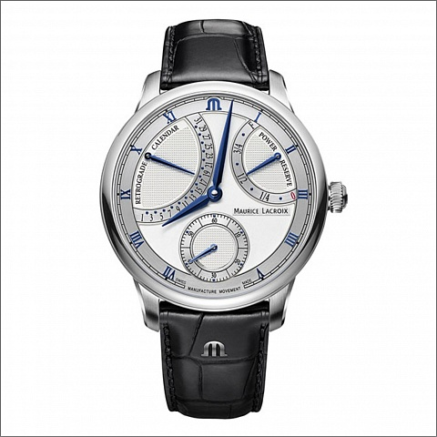 MAURICE LACROIX Masterpiece MP6568-SS001-132-1