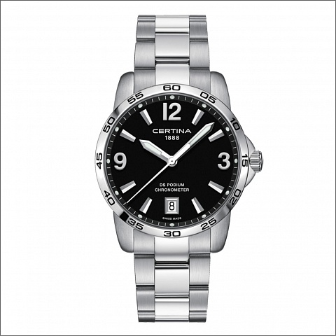 CERTINA DS Podium Chronometer C0344511105700