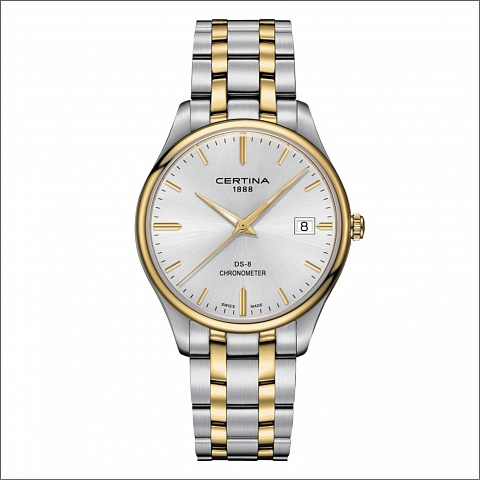 CERTINA DS-8 Chronometer C0334512203100