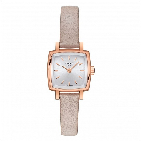 TISSOT LOVELY SQUARE T0581093603100