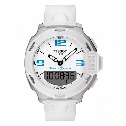 TISSOT T-RACE TOUCH STEEL T0814201701701